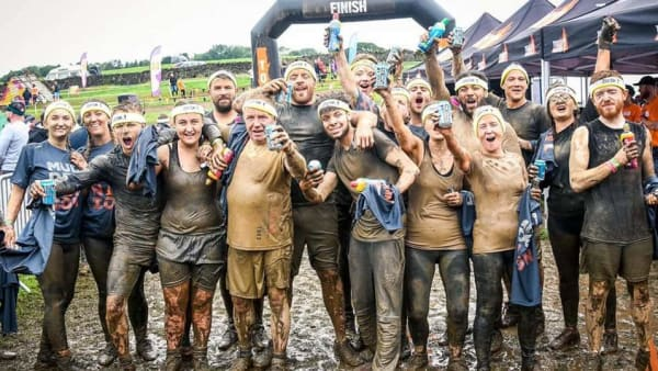 norcon at tuff mudder